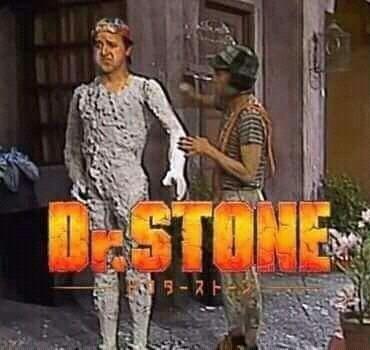 Dr stone resumido - meme