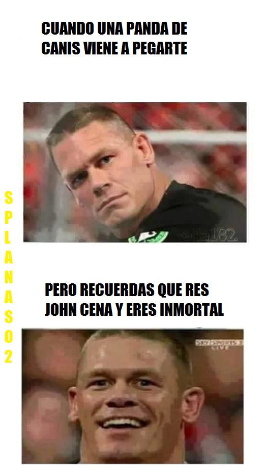 John Cena DIOS - meme