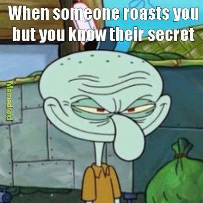 SQUIDWARD - meme