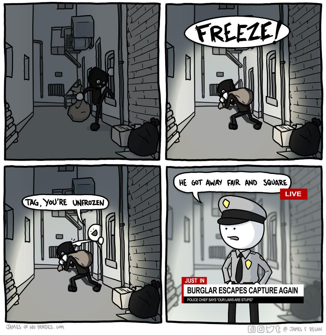We'll get them next time - meme
