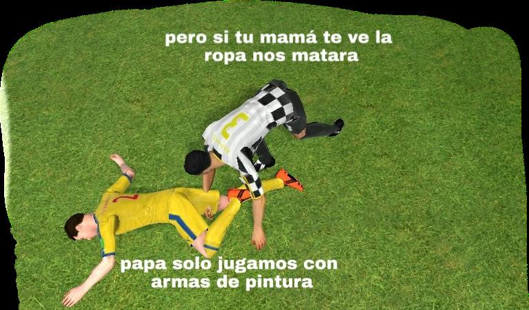 Dream léague soccer - meme