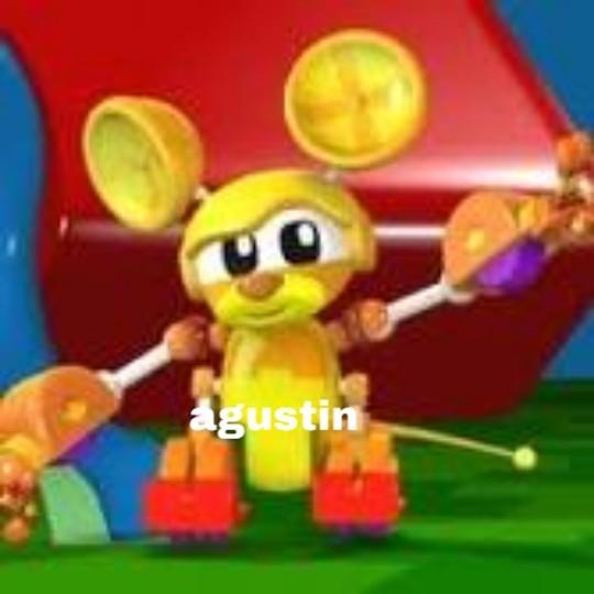 Agustin - meme