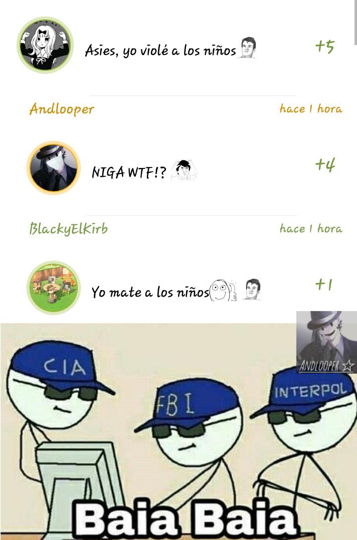 no me arresten porfavor :c - meme