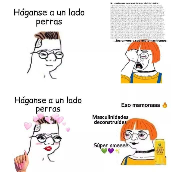 En fin la Hipopótamo - meme