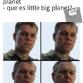 Titulo se puso a jugar little big planet