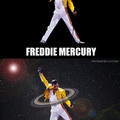 Happy 70th Birthday Freddie Mercury...The world still misses you...