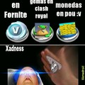 Las moneditas 7u7, First meme :v