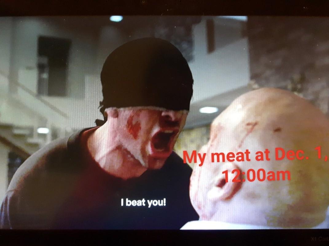 RIP daredevil - meme