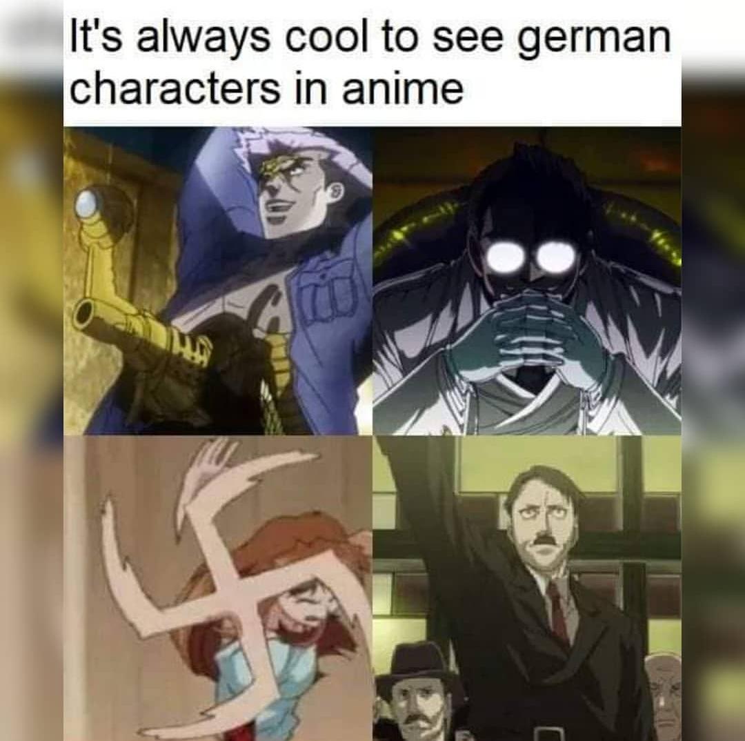 Germans - meme