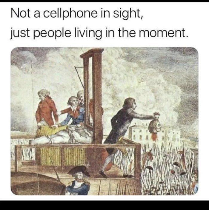 What a good time - meme
