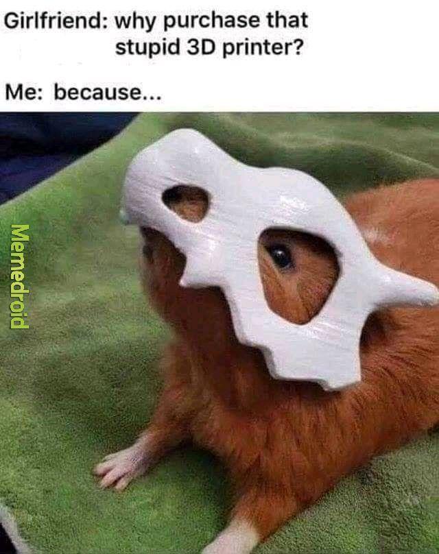 Cubone!!! - meme