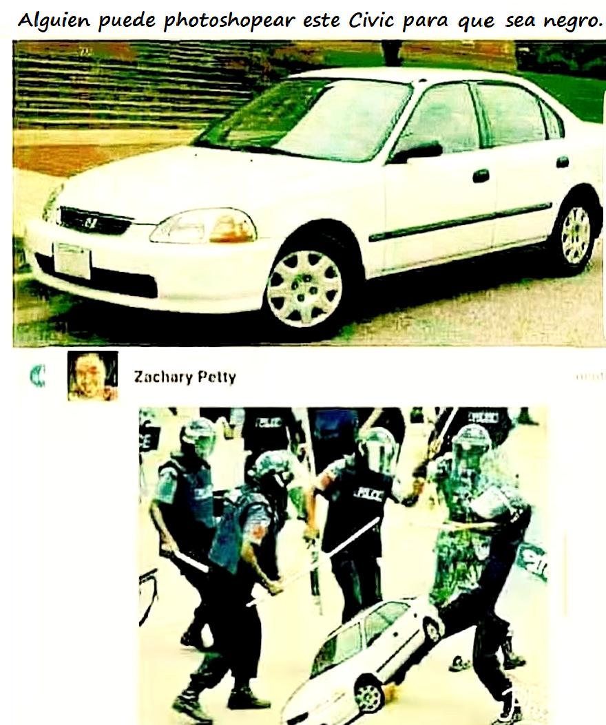 Civic Negro - meme