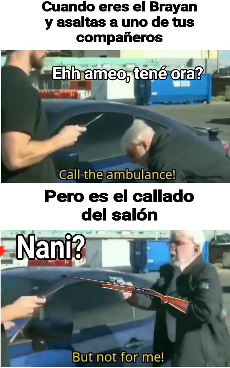Uranio - meme