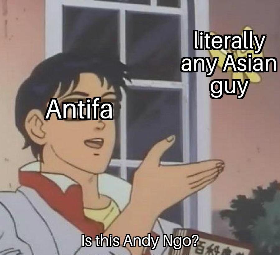 Antifa - meme