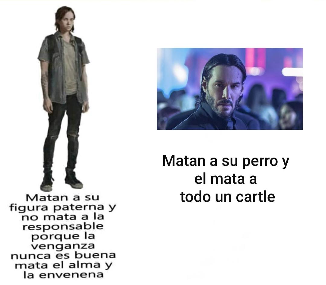 John Wick - meme