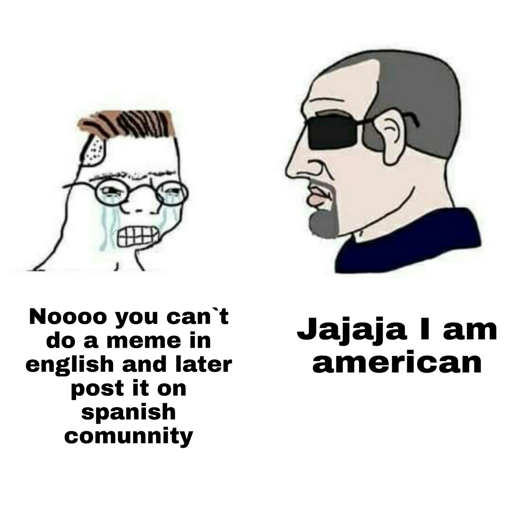 Original y creativo - meme