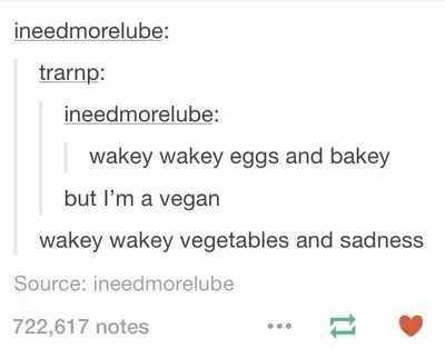 Vegan life - meme