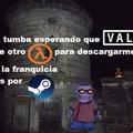 Como cuando Half-Life: Alyx
