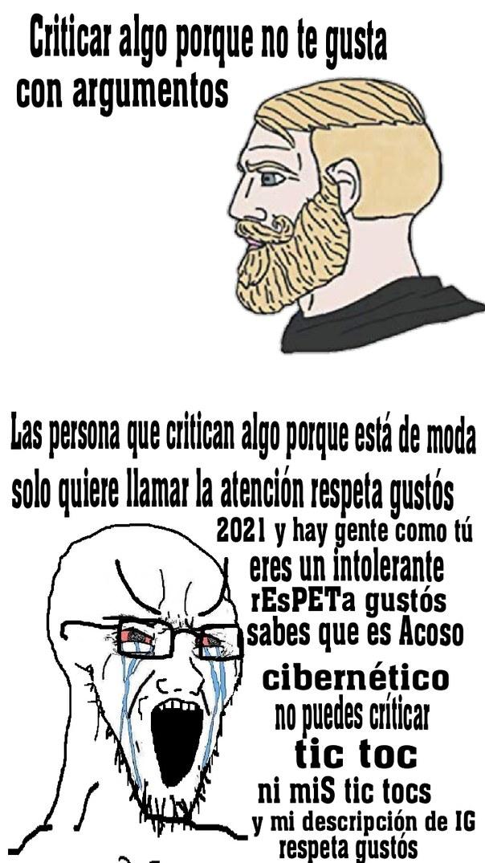 rEsPETa gUsTOS - meme