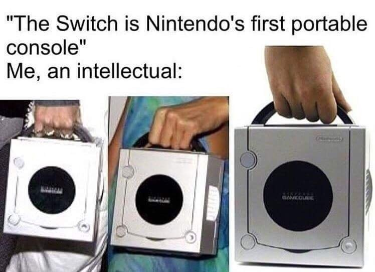 How is the Switch? - meme
