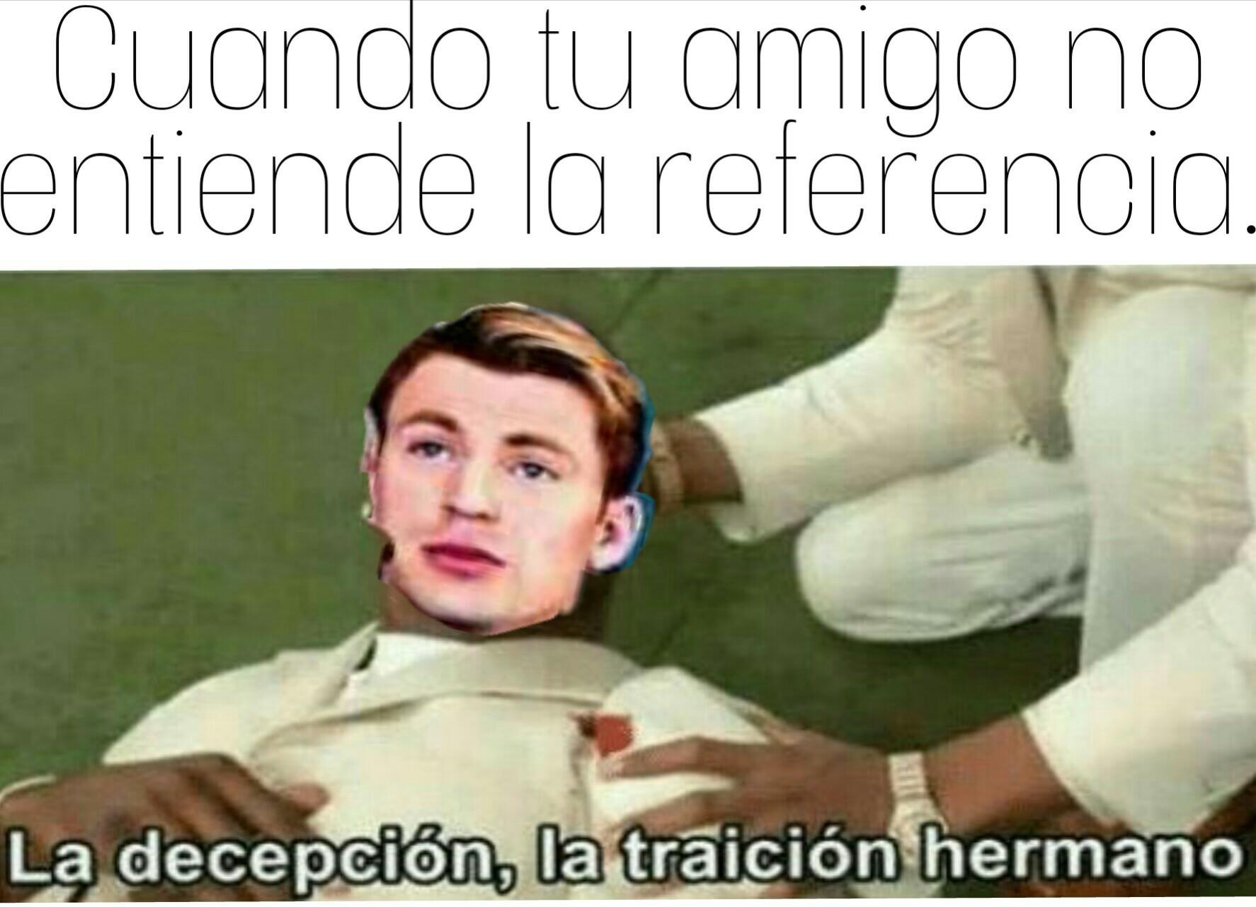 Referencias - meme