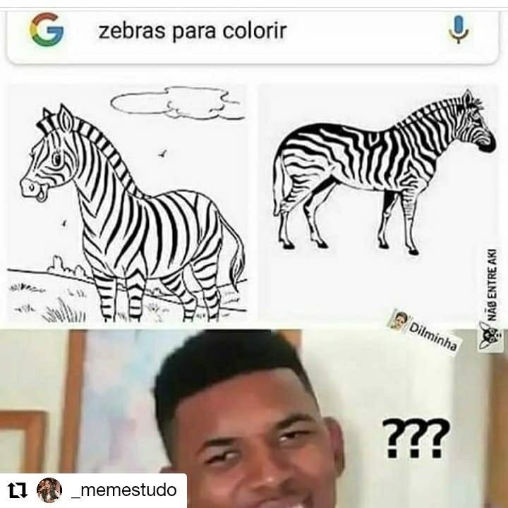 Modo daltonismo ativo - meme
