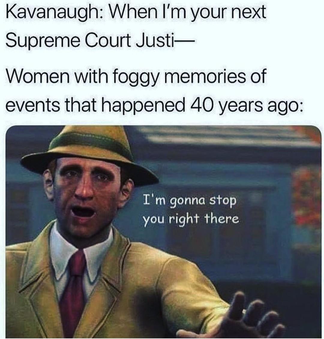 My man did nothing wrong - meme