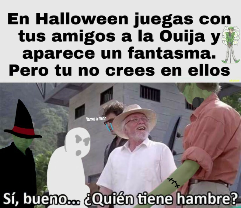 Halloween? - meme