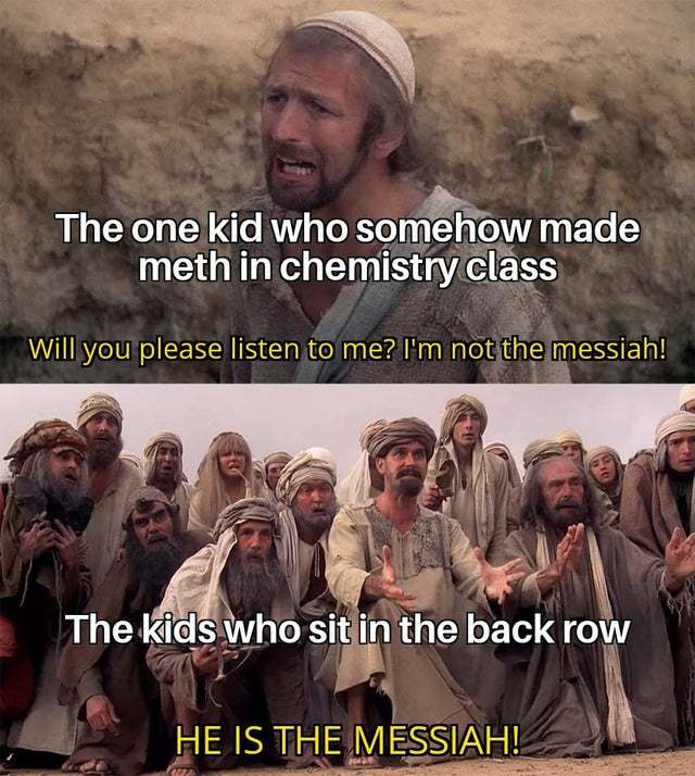 Meth - meme