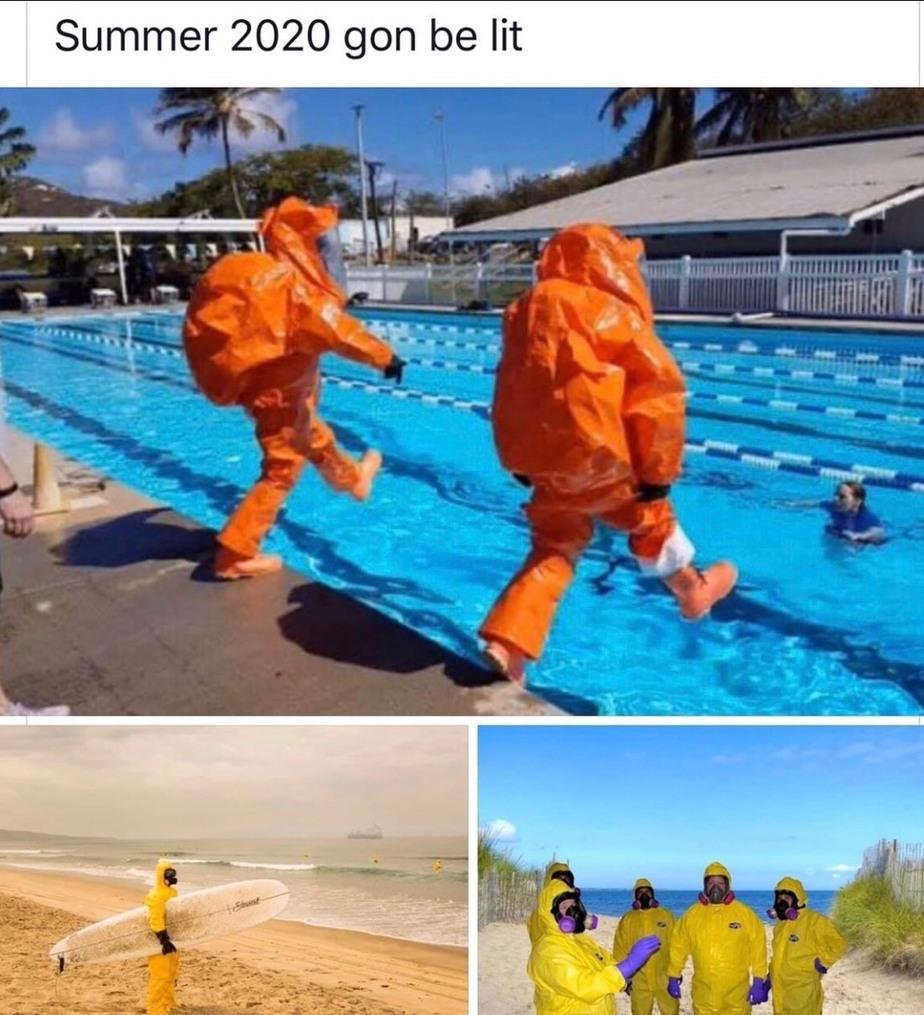 gotta keep them germs away y'all - meme