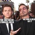I am Tony Stark