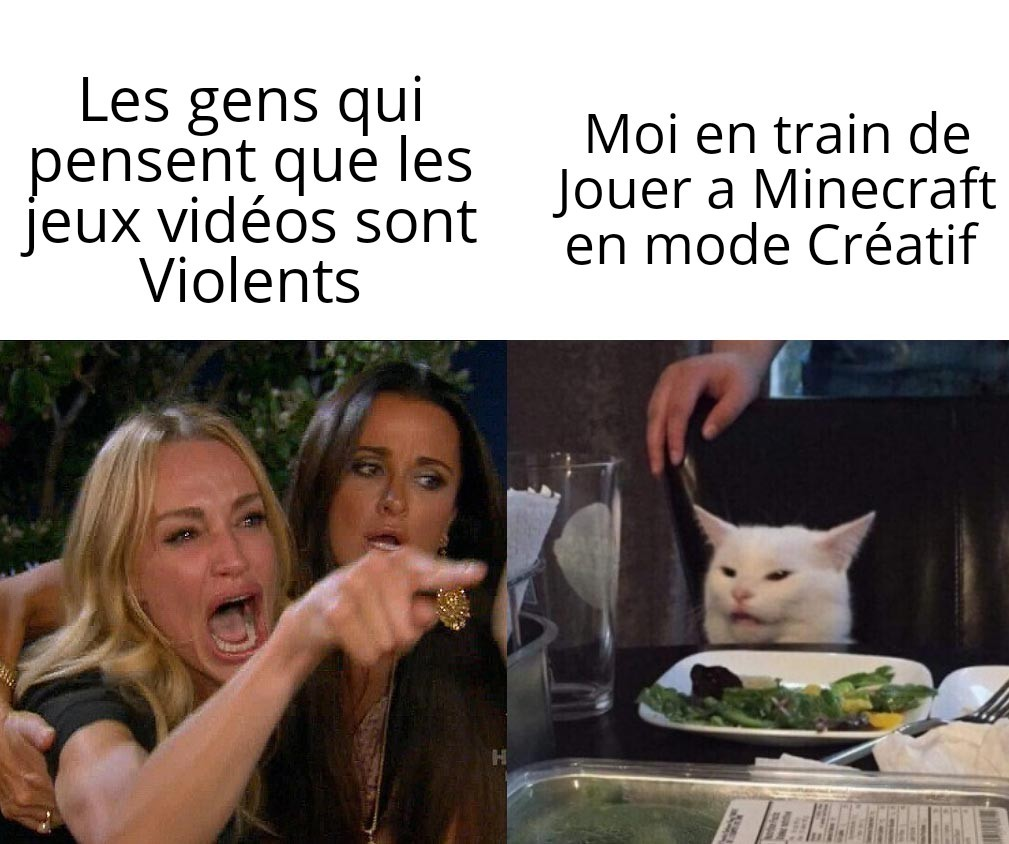 Sérieusement - meme