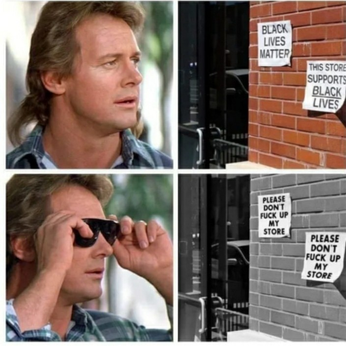 They Live 2: Electric Boogaloo - meme
