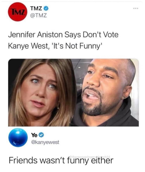 Kanye speaks the truth - meme