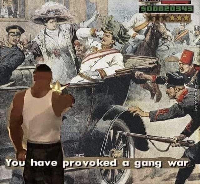 Dom Ferdinando - meme
