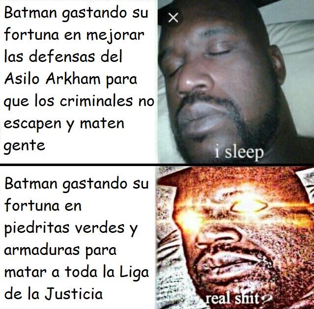 Grande Batman - meme