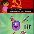 Por isso q se deve ter vacinação contra o comunismo