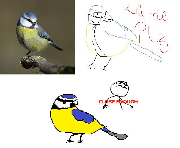 Wazo (merci à Tankadaire pour le 2e dessin) - meme