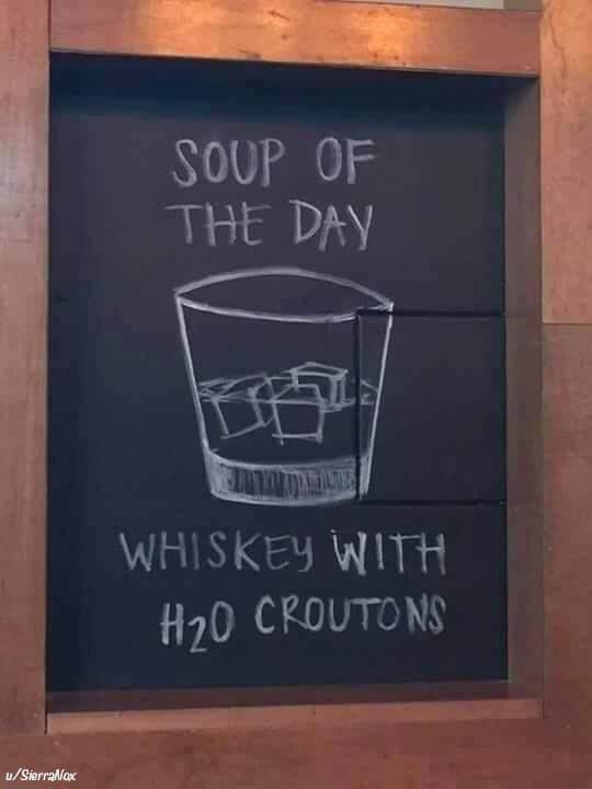 H20 Croutons - meme