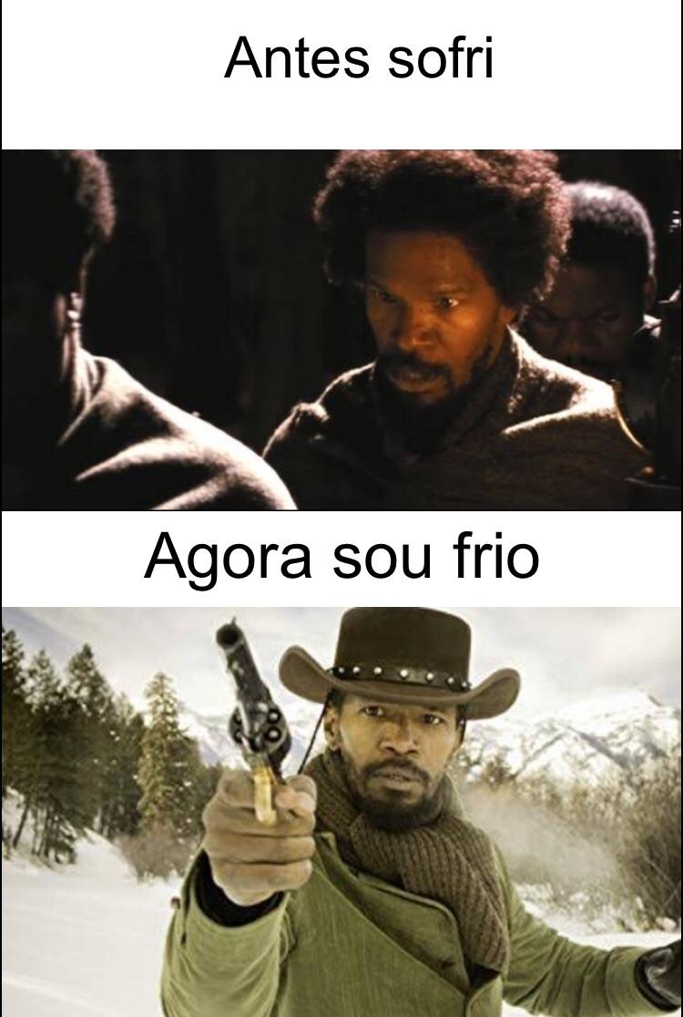 D-J-A-N-G-O Django,o D é mudo - meme