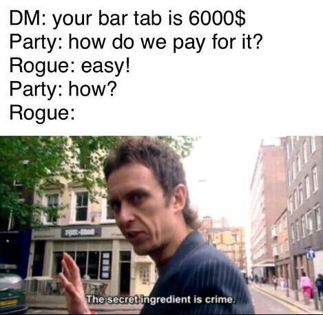 Rogue Stories? - meme