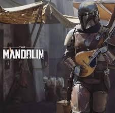 Disney+ Mandalorian instrumental - meme