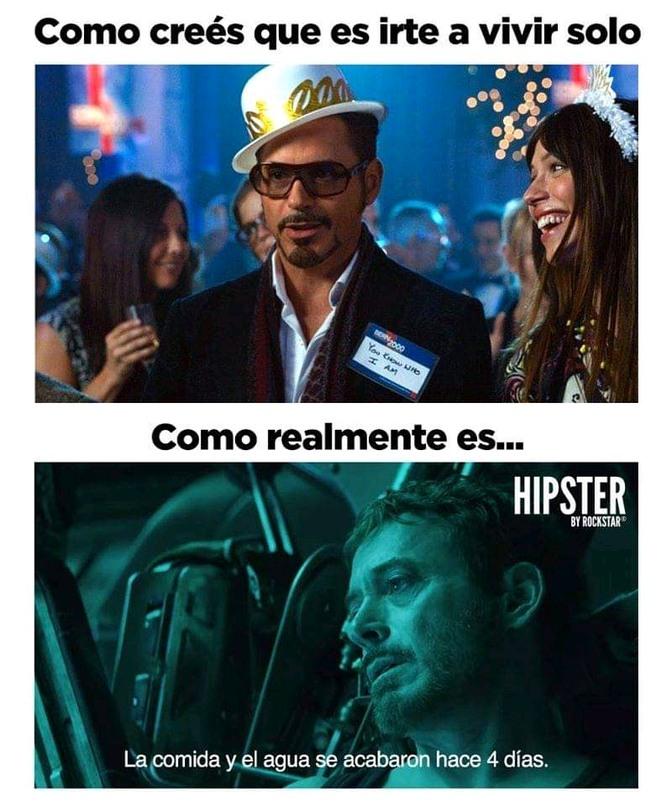 Soy hipster - meme