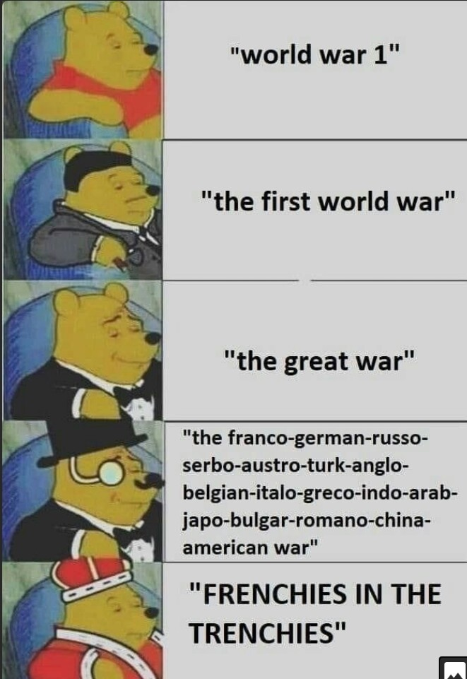 Ww1 names - meme