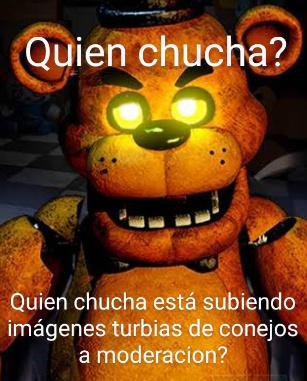 Alfredo enojado - meme