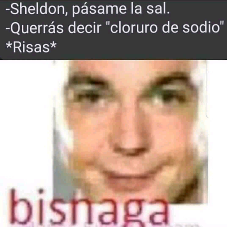 BAZINGA - meme