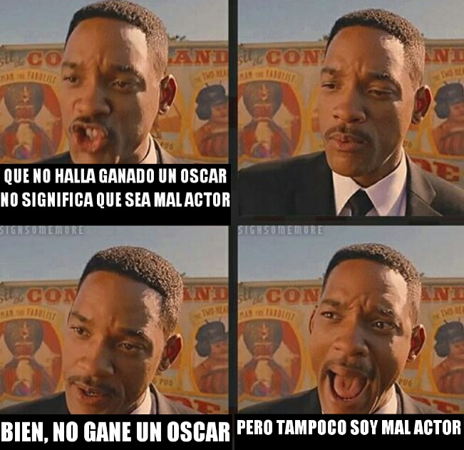 Sigue will smith? - meme