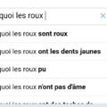 Merci google pour ce moment !