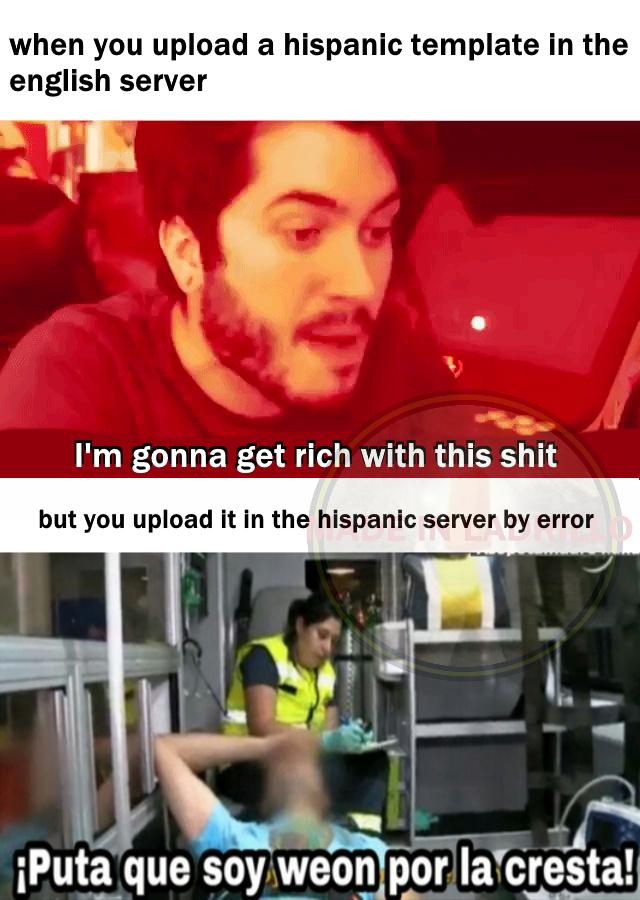 Damnit! - meme