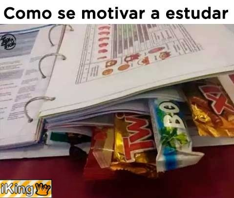 Estudar.... - meme